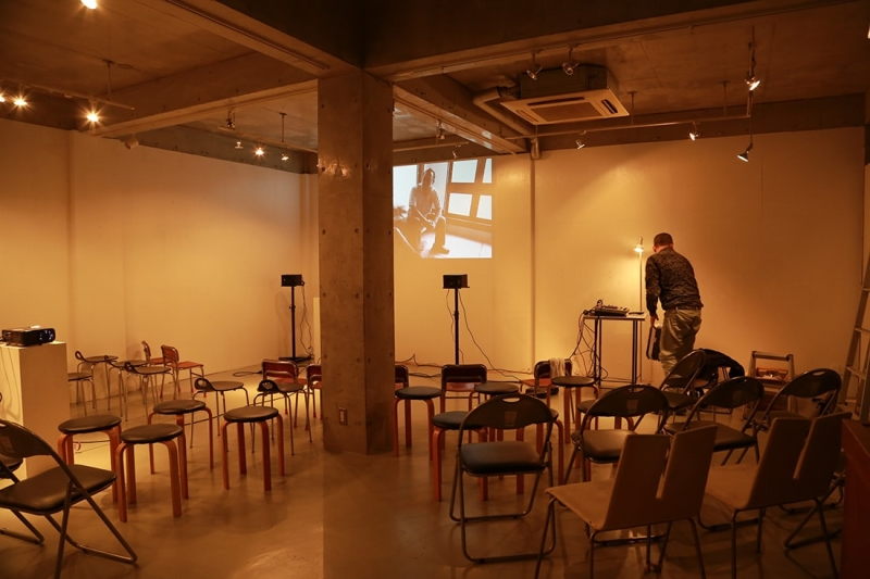 「so:but[and]=1.2.3.4」上映会 in DEE'S HALL